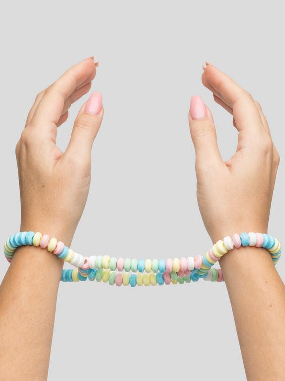 Candy Handcuffs, , hi-res