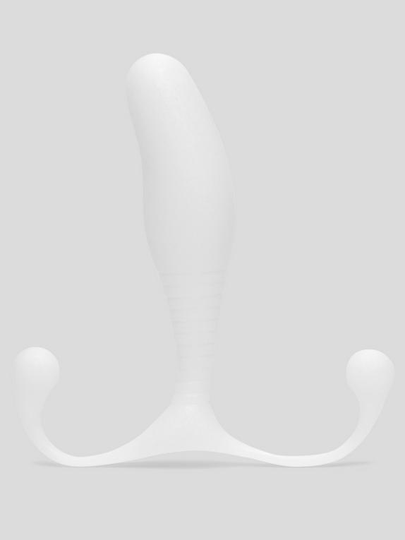 Aneros Trident MGX Prostate Massager, White, hi-res