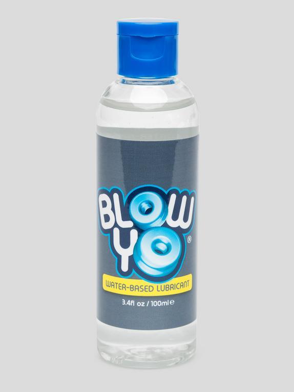 BlowYo Water-Based Lubricant 3.4 fl oz, , hi-res