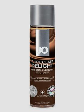 System JO Chocolate Delight Flavoured Lubricant 120ml