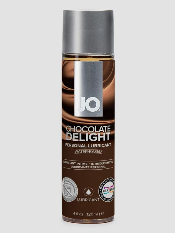 System JO Chocolate Delight Flavoured Lubricant 120ml, , hi-res