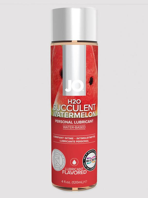 System JO Watermelon Flavoured Lubricant 120ml, , hi-res