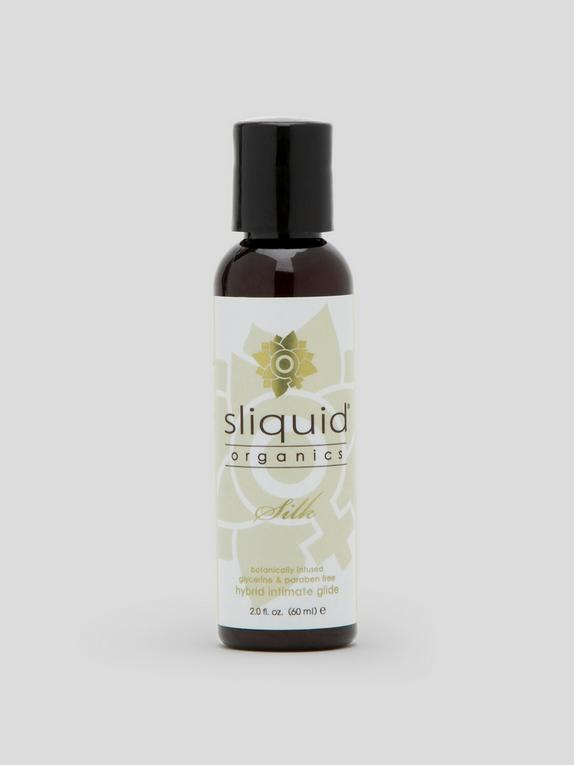 Sliquid Organics Natural Silk Lubricant 2.0 fl oz, , hi-res