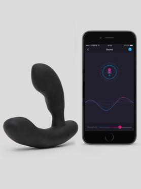 Lovense Edge App Controlled Rechargeable Prostate Massager