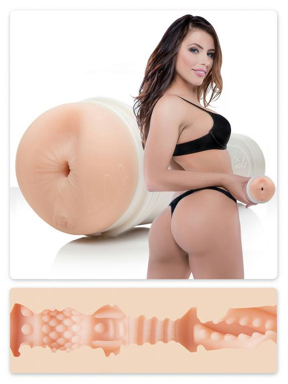 Fleshlight Butt Adriana Chechik Next Level Texture, Flesh Pink, hi-res