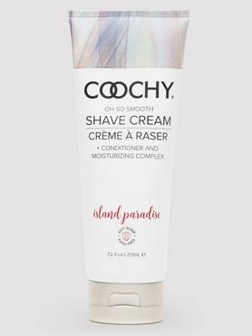 Coochy Oh So Smooth Island Paradise Moisturising Shave Cream 213ml