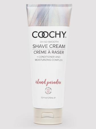 Coochy Oh So Smooth Island Paradise Moisturizing Shave Cream 7.2 fl oz