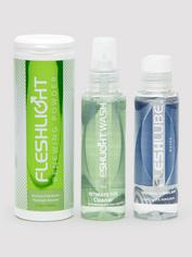 Fleshlight Pink Lady Stamina Training Unit STU Kit, Flesh Pink, hi-res