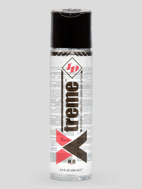 ID Xtreme H2O Thick Water-Based Lubricant 8.5 fl oz, , hi-res