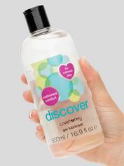 Lubrifiant anal à base d'eau Discover 500 ml, Lovehoney, , hi-res
