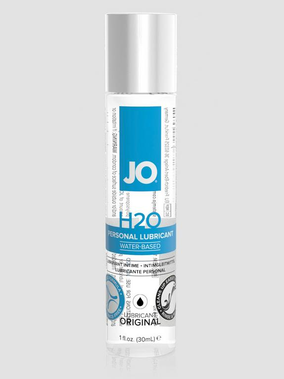 System JO H2O Water-Based Lubricant 30ml, , hi-res