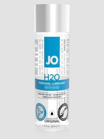 System JO H2O Water-Based Lubricant 2.0 fl oz