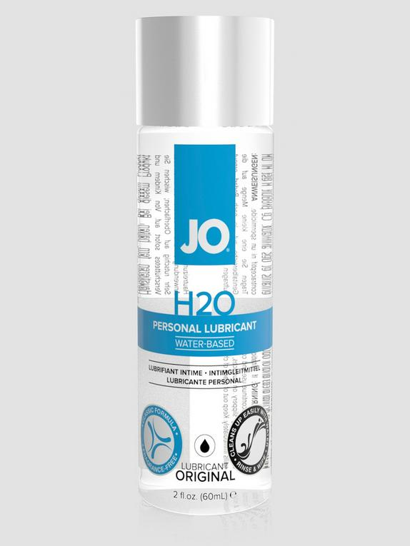 System JO H2O Water-Based Lubricant 60ml, , hi-res