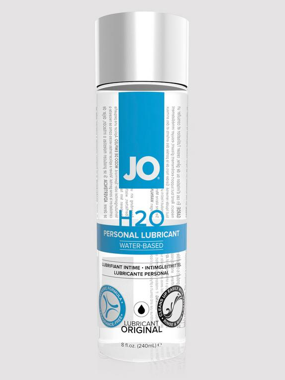 System JO H2O Water-Based Lubricant 240ml, , hi-res