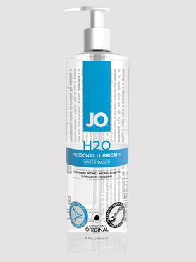 System JO H2O Water-Based Lubricant 480ml