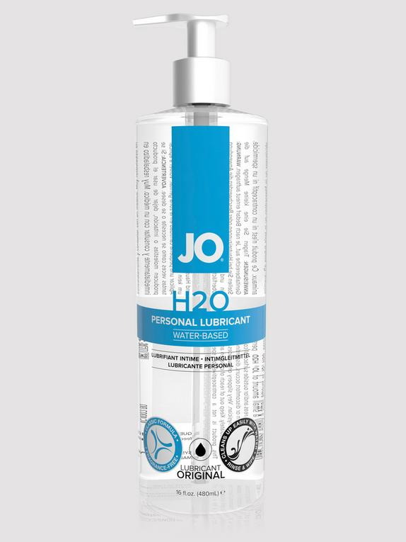 System JO H2O Water-Based Lubricant 480ml, , hi-res