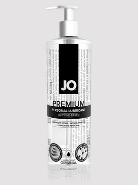 System JO Premium Silicone Lubricant 480ml