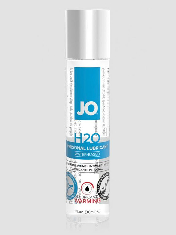 System JO H2O Warming Water- Based Lubricant 30ml, , hi-res