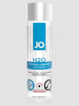 System JO H2O Warming Water-Based Lubricant 120ml