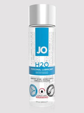 System JO H2O Warming Water-Based Lubricant 240ml