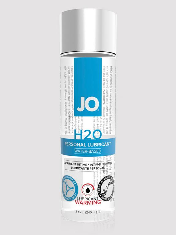 System JO H2O Warming Water-Based Lubricant 240ml, , hi-res