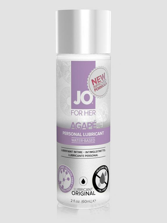 System JO Agapé Water-Based Lubricant for Women 60ml, , hi-res