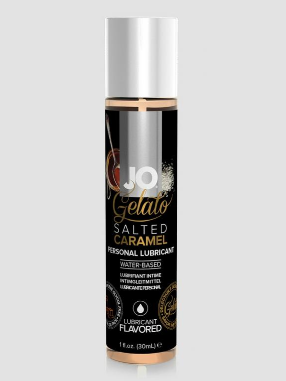 System JO Gelato Salted Caramel Flavoured Lubricant 30ml, , hi-res