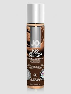 System JO Chocolate Delight Flavoured Lubricant 30ml
