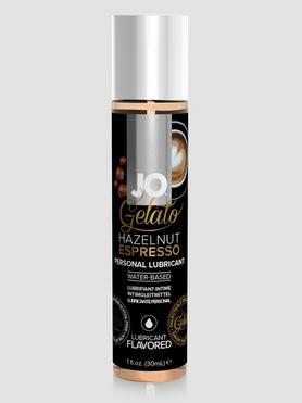 System JO Gelato Hazelnut Espresso Flavoured Lubricant 30ml