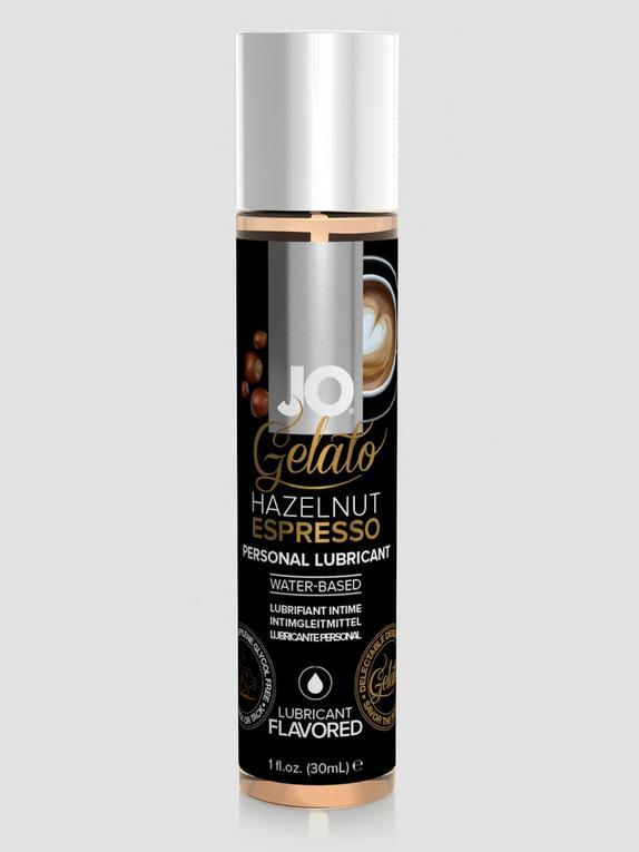 System JO Gelato Hazelnut Espresso Flavoured Lubricant 30ml, , hi-res