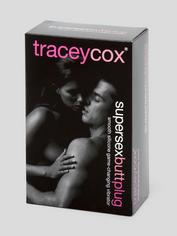 Tracey Cox Supersex Rechargeable Vibrating Butt Plug, Black, hi-res