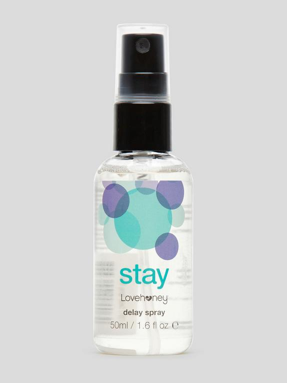 Lovehoney Stay Delay Spray 1.6 fl oz, , hi-res