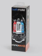 Bathmate HYDROMAX5 Penis Pump Clear 3-5 Inches, Clear, hi-res