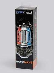 Bathmate HYDROMAX7 Penis Pump Clear 5-7 Inches, Clear, hi-res