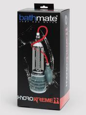 Bathmate HYDROXTREME11 Penis Pump Clear 9-11 Inches, Clear, hi-res