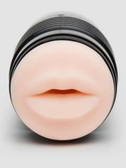 THRUST Pro Ultra Camila Double-Ended Cup Realistic Vagina and Mouth, Flesh Pink, hi-res