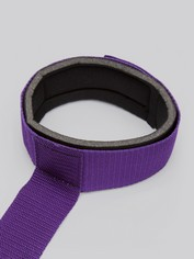 Purple Reins Collar-to-Wrist Restraint, Purple, hi-res