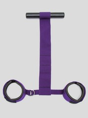 Purple Reins Over-the-Door Restraint, Purple, hi-res