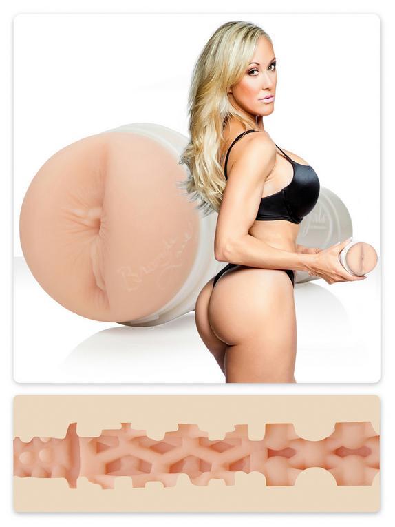 Fleshlight Girls Butt Brandi Love Shameless Texture, Flesh Pink, hi-res