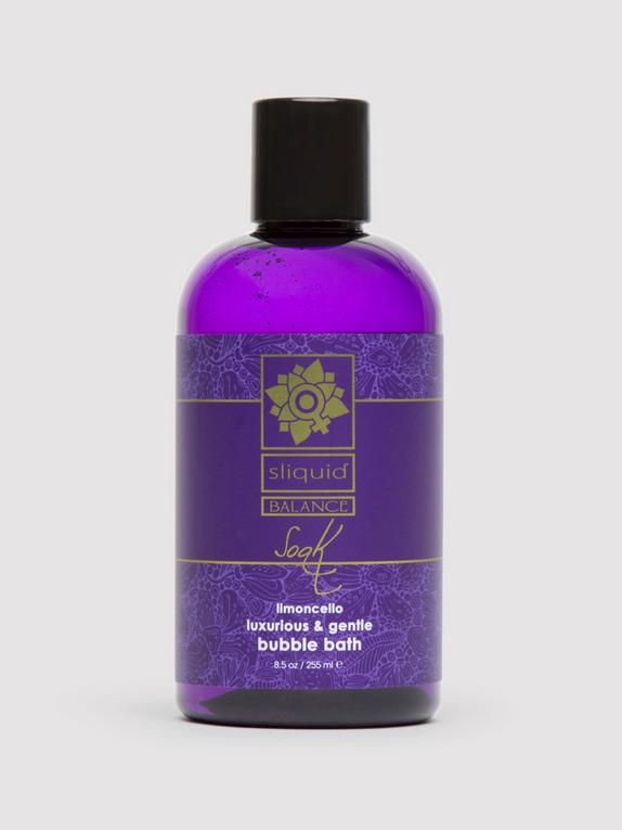 Sliquid Balance Soak Limoncello Bubble Bath 255ml, , hi-res