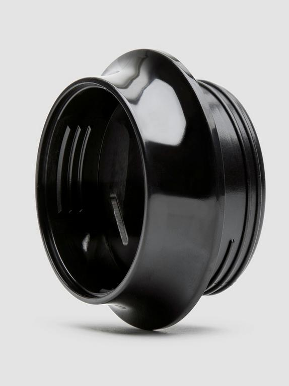 Fleshlight Flight to Shower Mount Adapter, Black, hi-res