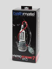 Bathmate HYDROXTREME 7 WIDE BOY Penis Pump Clear 5-7 Inches, Clear, hi-res