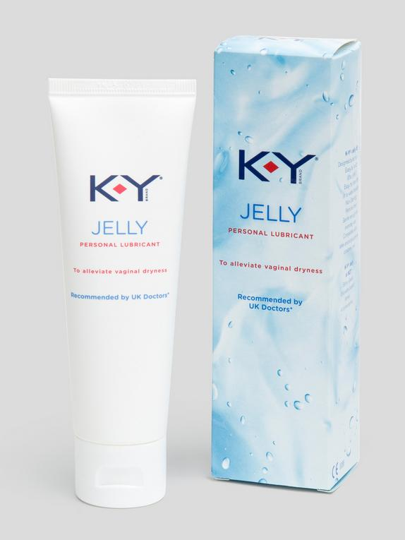 KY Jelly Water-Based Lubricant 75ml, , hi-res