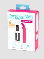 Happy Rabbit Bullet Vibrator and Orgasm Gel Kit (2 Piece), , hi-res
