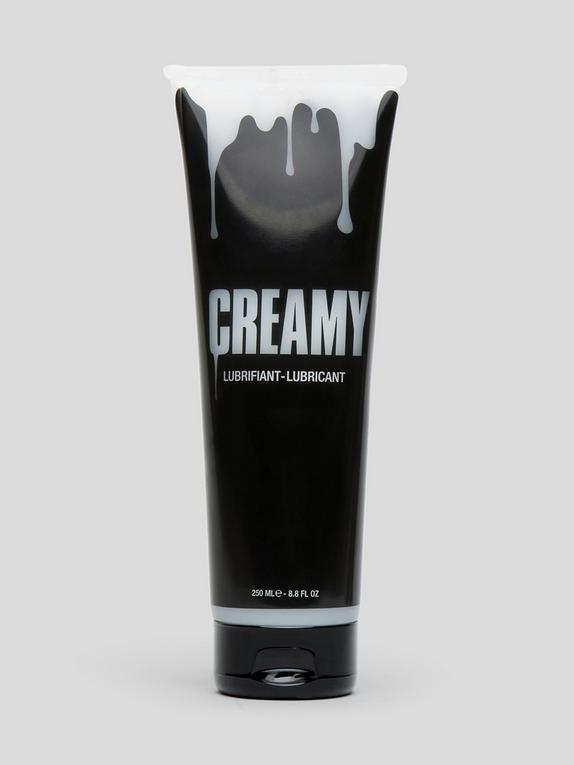 CREAMY Cum-Style Unscented Water-Based Lubricant 250ml, , hi-res
