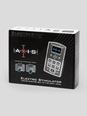 ElectraStim AXIS Electrosex Stimulator and ElectraPads Set, Black, hi-res