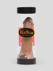 Vixen VixSkin Colossus Silicone Penis Extender 7 Inch, Flesh Tan, hi-res