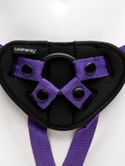 Lovehoney Triple Strap-On Harness Kit (4 Piece), Clear, hi-res