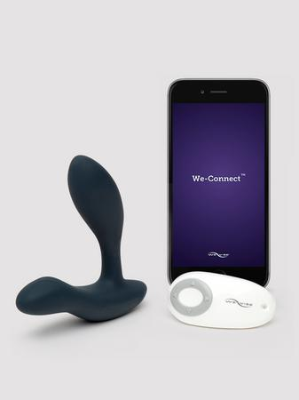 We-Vibe Vector App and Remote Controlled Rechargeable Prostate Massager