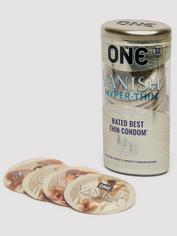 ONE Vanish Hyper-Thin Condoms (12 Count), , hi-res